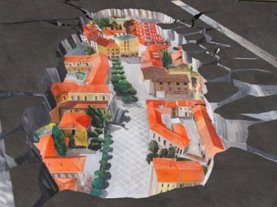 piazza italiana 3d